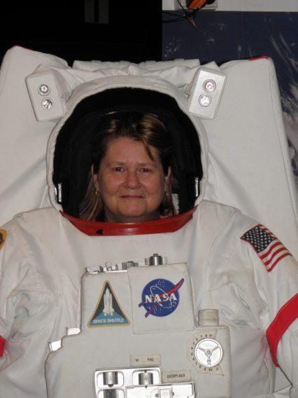 Astronaut Julz
