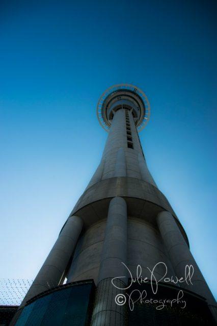 Sky City Tower, Auckland, NZ