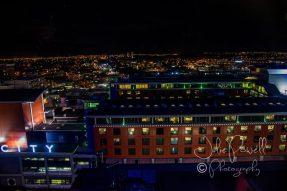 Sky City by Night