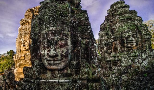 Ankor Thom - Cambodia