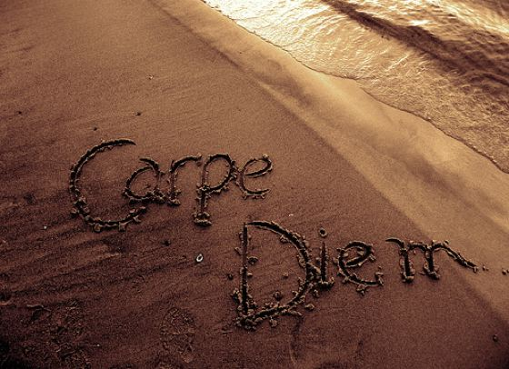 My Life is an Adventure - Carpe Diem (1/6)