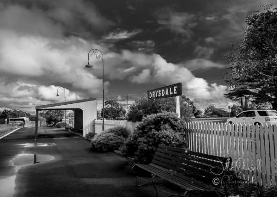Drysdale Train Station, VIC