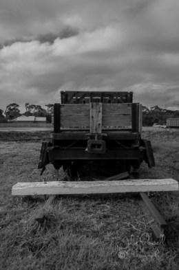 Drysdale Old Train Turntable