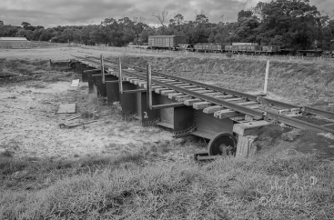 Drysdale Old Train Turntable