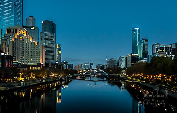 Melbourne Dawn-