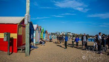 Brighton Bathing Boxes-4