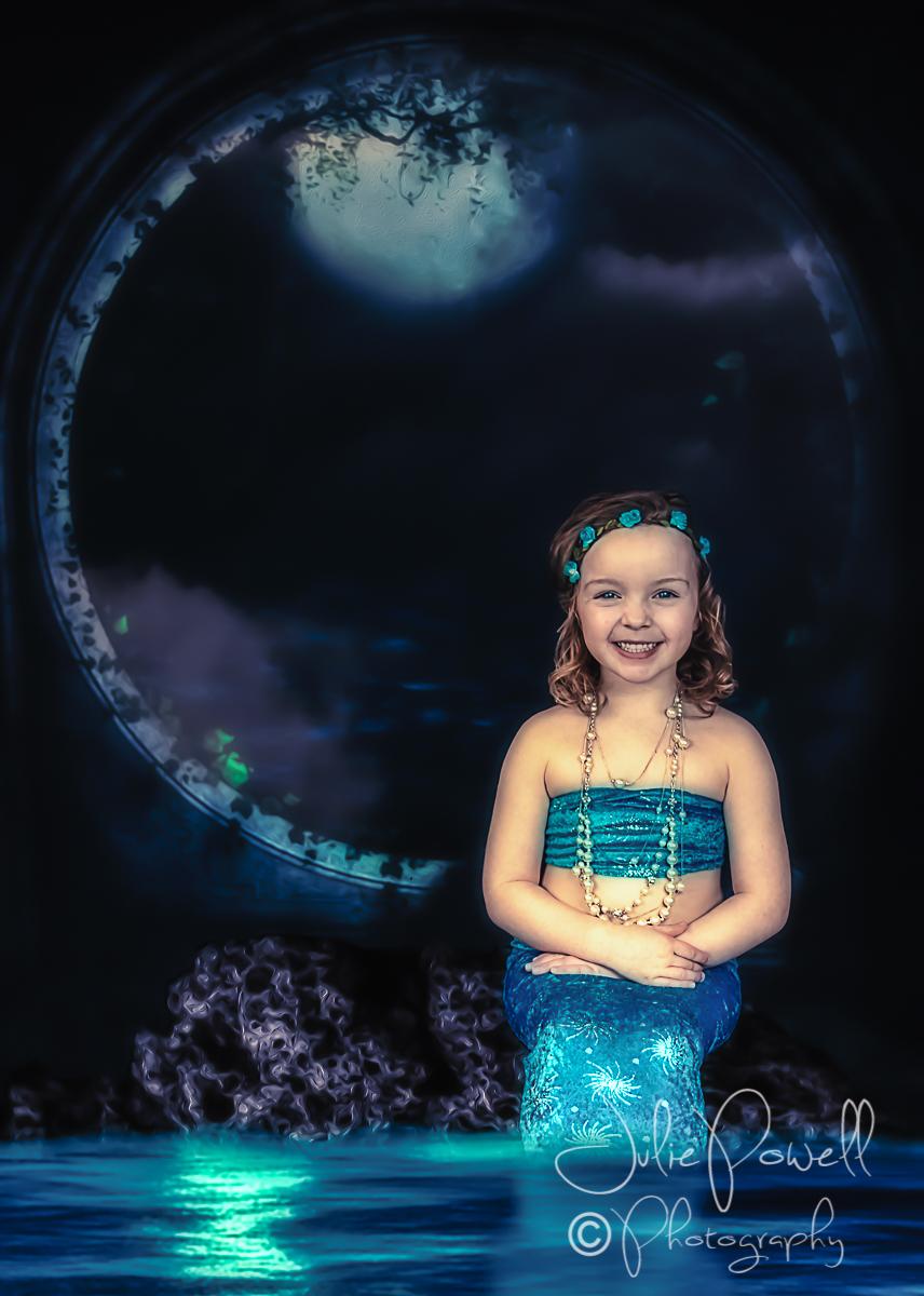 fantasy | Julie Powell... Fantasy Mermaids On Rocks