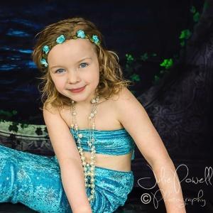 Trial run on Mermaid Shoot