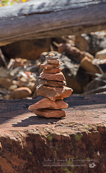 What Is It With All The Stacked Rocks Julie Powell