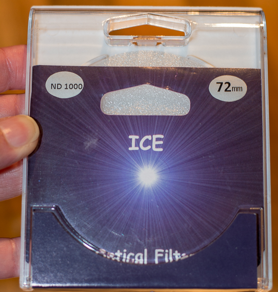 Tech Talk - ICE 10 Stop ND Filter - Review (1/5)