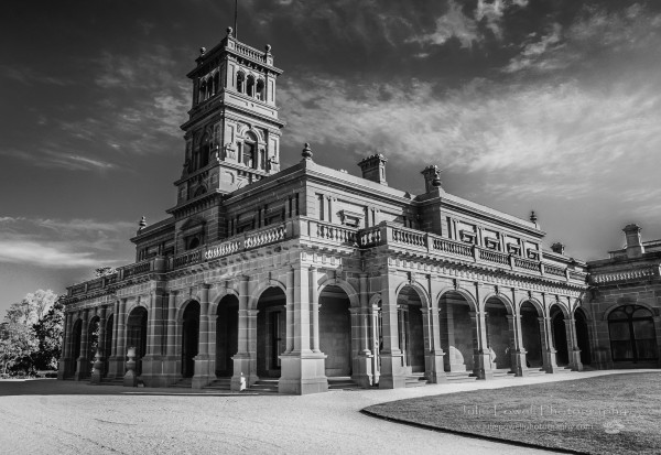 Historic Werribee Park Mansion