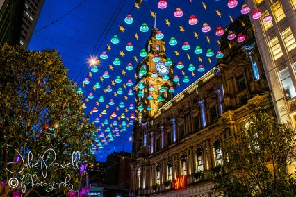 Christmas in Melbourne 2014