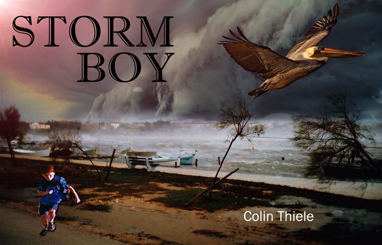 Trev Jones _Storm Boy