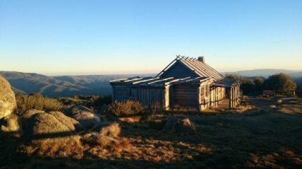 Craig's Hut Sunrise