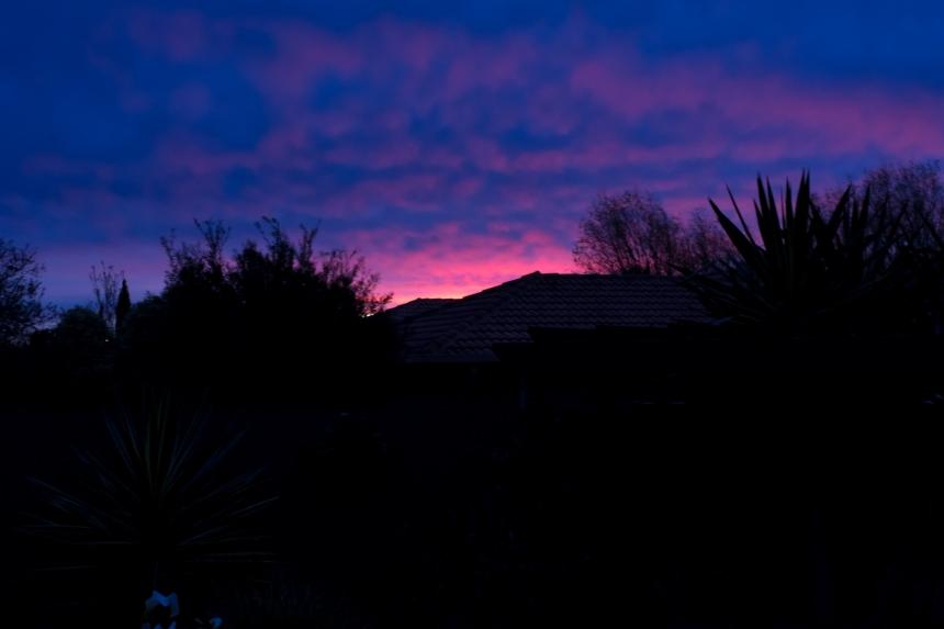 Sunset 17.7.16-2