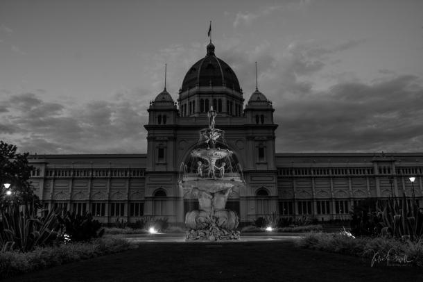 Exhibition Buildings