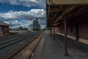 Bridgewater Rail Station