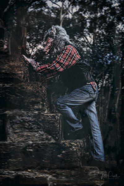 Julie Powell_Wolf Man