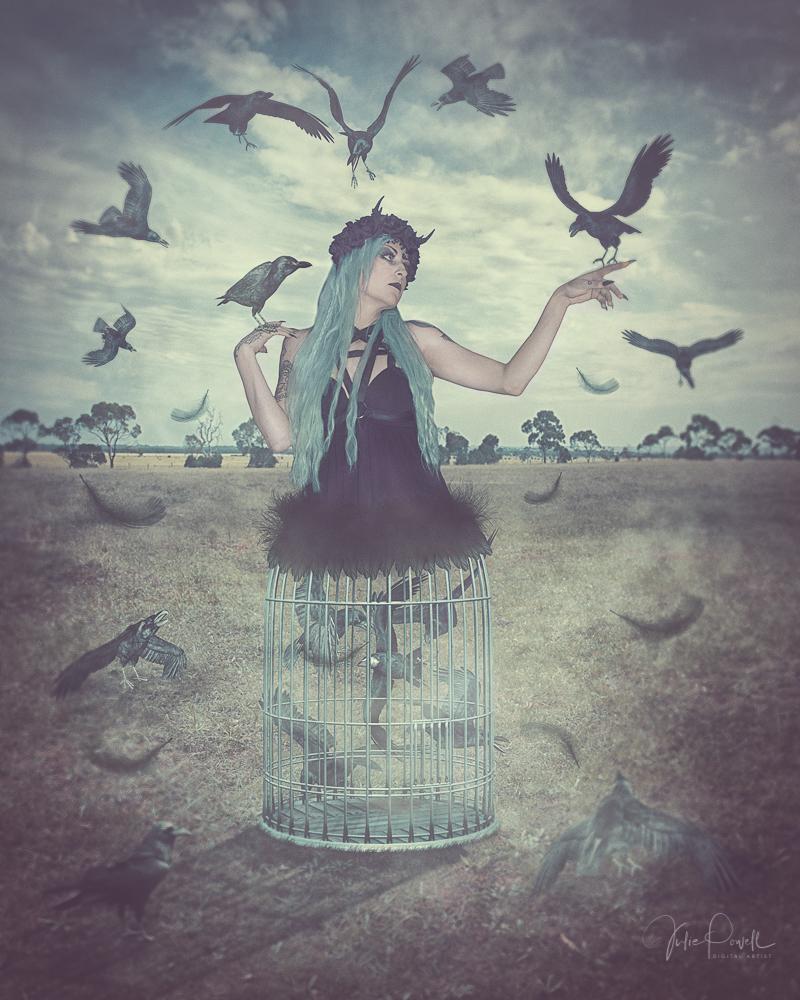 JuliePowell_Mother of Ravens