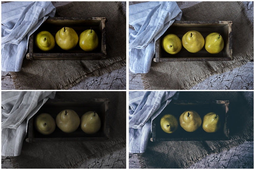 Pears 4x4