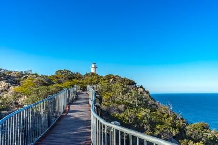 Cape Tourville Lighthouse