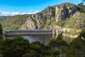 Cethana Dam