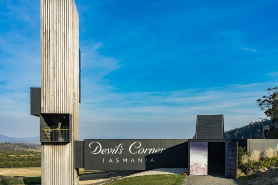 Devils Corner Vineyard Lookout