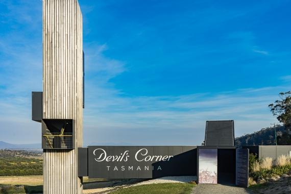 Devils Corner Vineyard Lookout