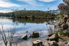 Lake Dobson, Mount Field NP
