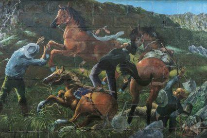 Sheffield Mural Art