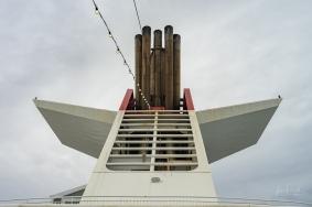 On board Spirit of Tasmania II