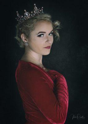 JuliePowell_The Red Queen