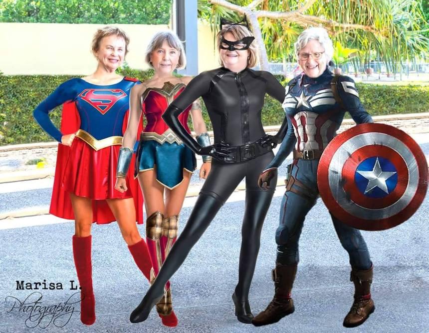MarissaL Superheroes
