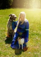 Julie Powell_Hayley & Tizzy-18