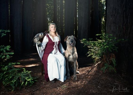 Julie Powell_Hayley & Tizzy