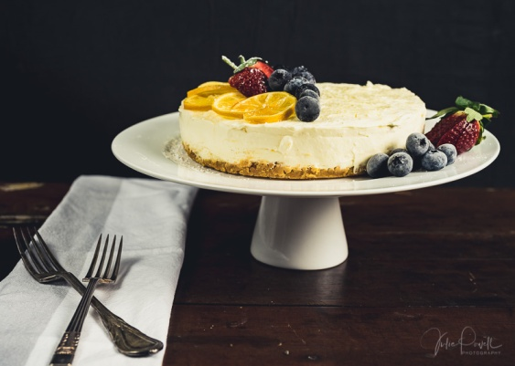 Julie Powell_Cheesecake