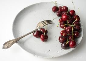 added three cherries