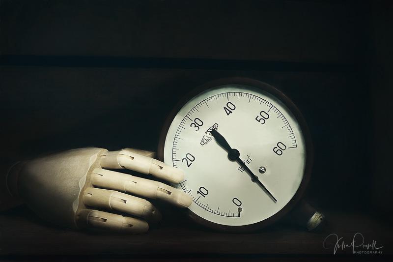 Julie Powell_Under Pressure
