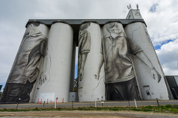 Julie Powell_Coonalpyn Silo