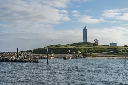 Julie Powell_Ferry Port