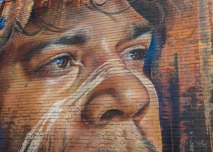 Street art by Adnate