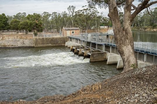 Goulburn Weir