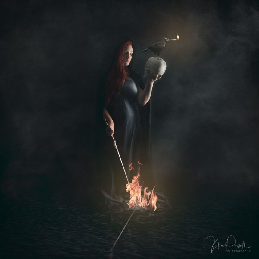 Death stalks us with fire