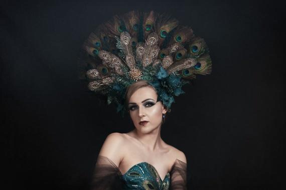 JuliePowell_Peacock Dress-10