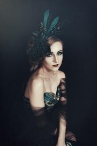 JuliePowell_Peacock Dress-12