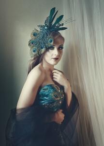 JuliePowell_Peacock Dress-14