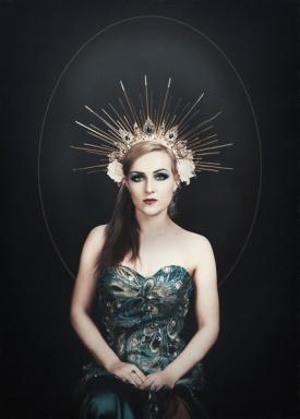 JuliePowell_Peacock Dress-15